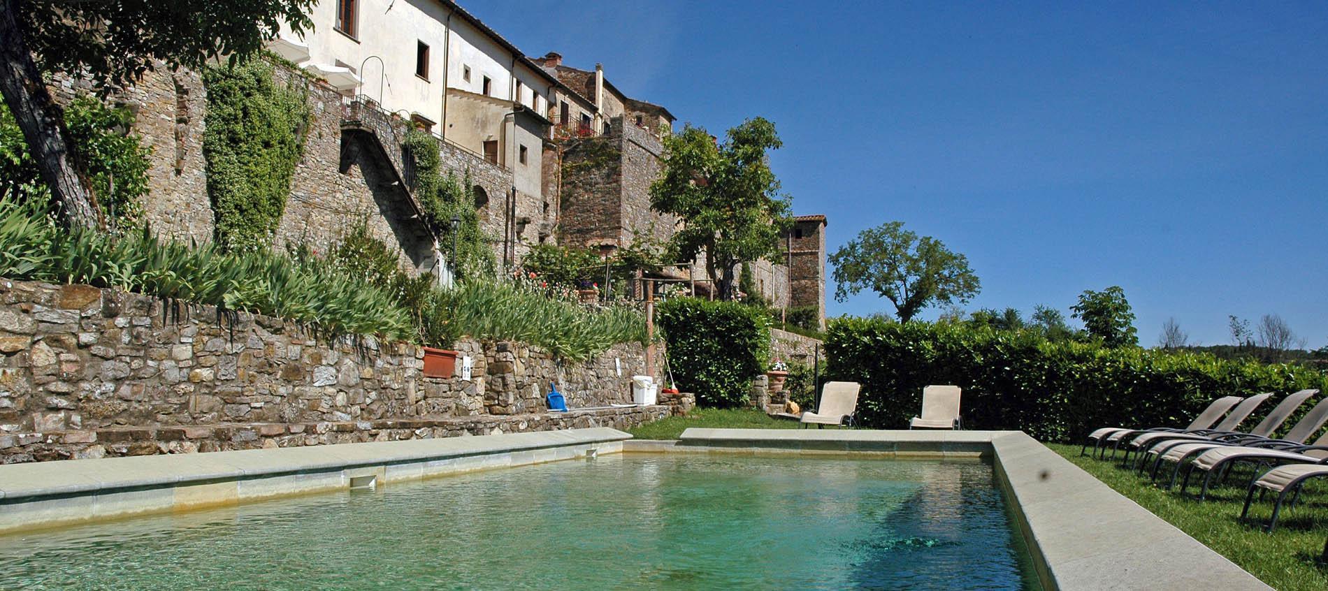 Hotel ristorante agriturismo a castellina in chianti sito ufficiale - Hotel con piscina toscana ...